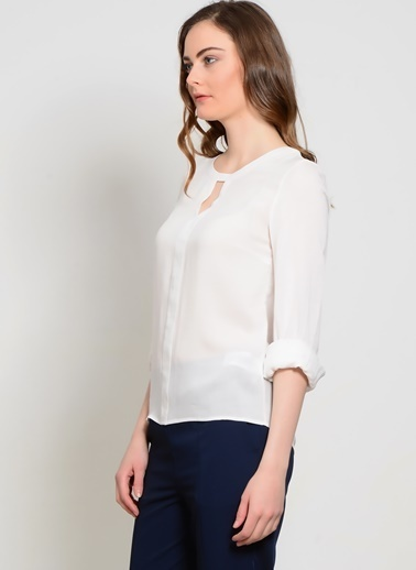 YAS Bluz Beyaz